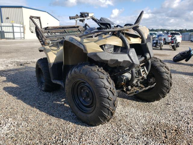 Salvage cars for sale from Copart Harleyville, SC: 2018 Yamaha YFM450 FWB