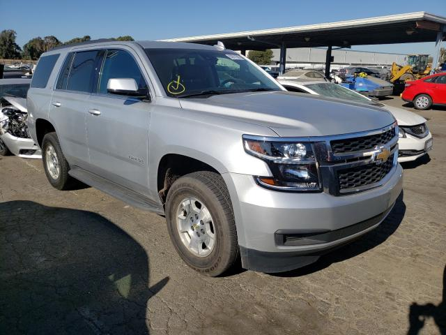 Salvage cars for sale from Copart Hayward, CA: 2019 Chevrolet Tahoe K150
