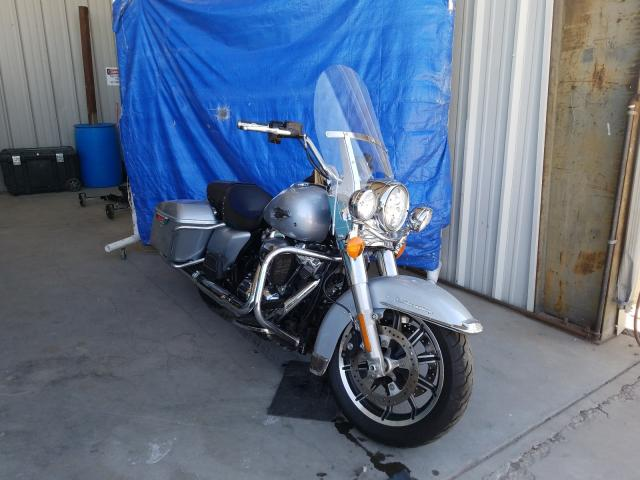 Salvage cars for sale from Copart Tucson, AZ: 2019 Harley-Davidson Flhr