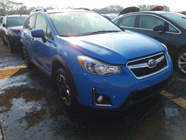 Salvage cars for sale from Copart Eight Mile, AL: 2017 Subaru Crosstrek