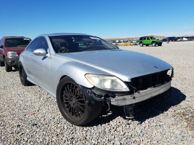 2007 Mercedes-Benz CL 550 for sale in Magna, UT