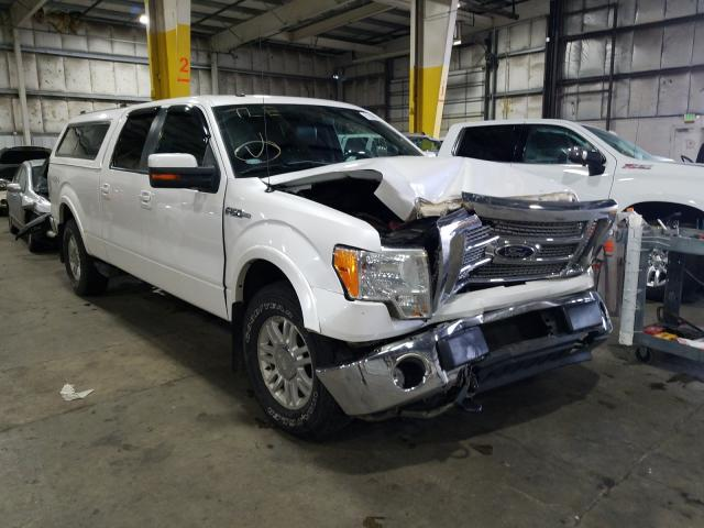 2010 FORD  F100