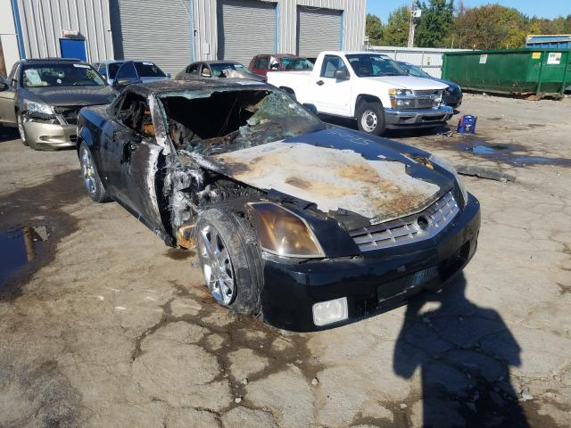 Cadillac XLR salvage cars for sale: 2005 Cadillac XLR