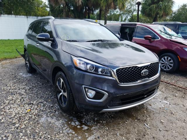 2017 KIA Sorento EX for sale in West Palm Beach, FL