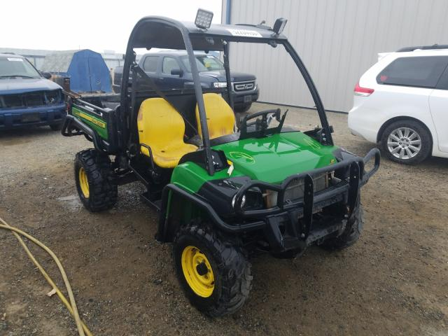 Salvage cars for sale from Copart Airway Heights, WA: 2015 John Deere XUV865R