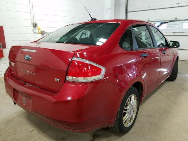 цена в сша 2010 Ford Focus Se 2.0L 1FAHP3FN0AW263306