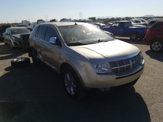 2010 LINCOLN MKX 2LMDJ6JC2ABJ12289