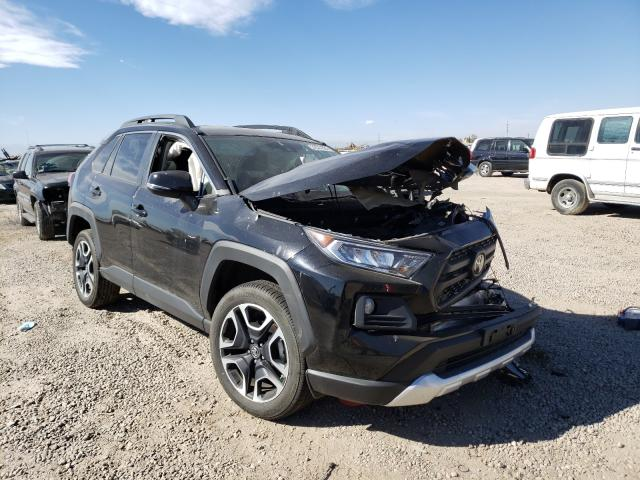 Vehiculos salvage en venta de Copart Brighton, CO: 2019 Toyota Rav4 Adven