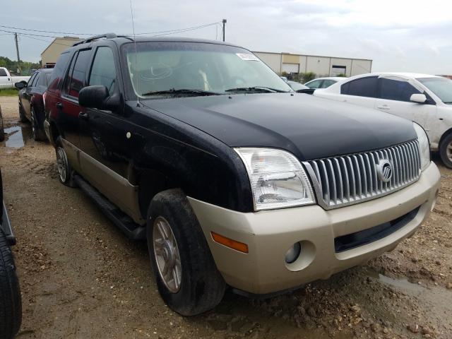 Mercury salvage cars for sale: 2004 Mercury Mountainee