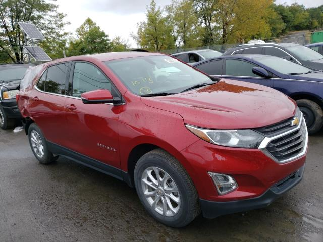 Chevrolet salvage cars for sale: 2019 Chevrolet Equinox LT