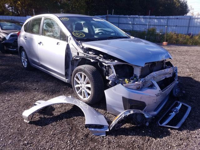 Salvage cars for sale from Copart London, ON: 2014 Subaru Impreza PR