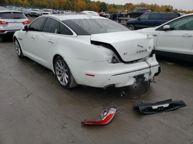 2013 Jaguar XJ | Vin: SAJWJ1CD5D8V49746