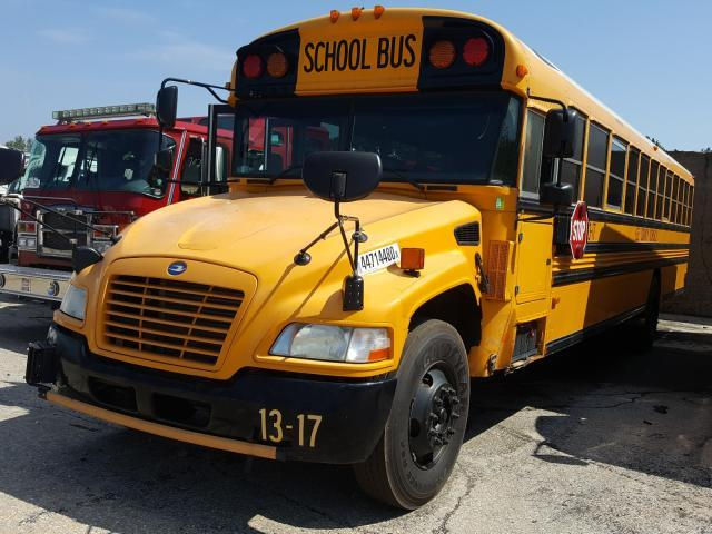 2013 BLUEBIRD  SCHOOL BUS