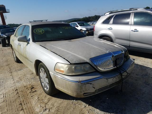 Salvage cars for sale from Copart Gainesville, GA: 2005 Lincoln Town Car S