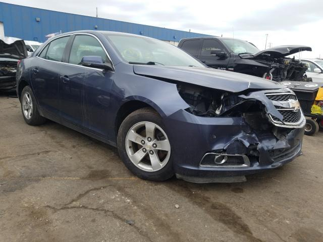 Salvage cars for sale from Copart Woodhaven, MI: 2013 Chevrolet Malibu 2LT