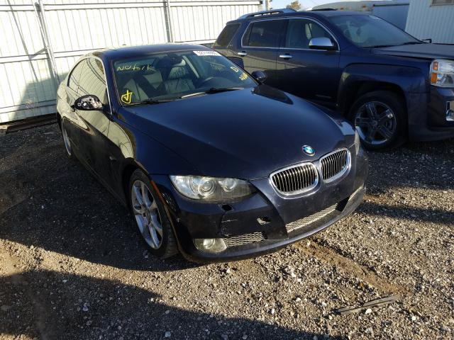 BMW salvage cars for sale: 2007 BMW 335 I