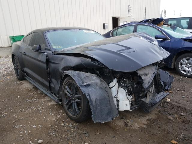 Ford salvage cars for sale: 2019 Ford Mustang