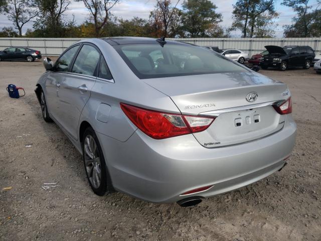 2012 Hyundai SONATA | Vin: 5NPEC4AB9CH439354