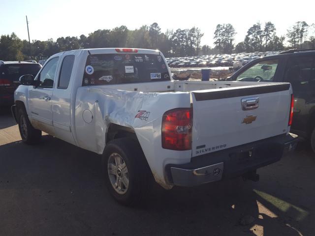 2012 Chevrolet SILVERADO | Vin: 1GCRKSE70CZ261714