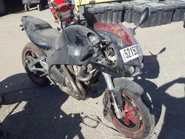 Salvage cars for sale from Copart Wichita, KS: 2007 Buell Firebolt X