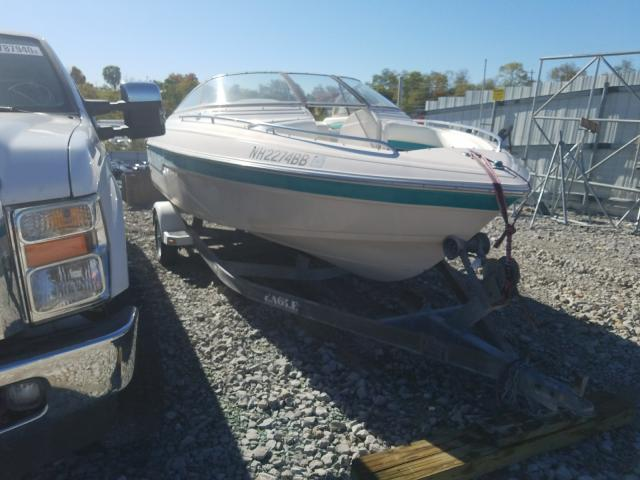 Salvage 1996 Donzi MEDALLION for sale