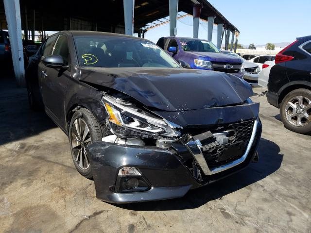 Nissan salvage cars for sale: 2019 Nissan Altima SL