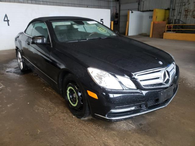 Salvage cars for sale from Copart Candia, NH: 2013 Mercedes-Benz E 350