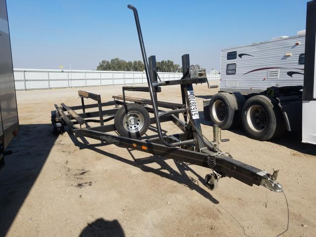 Salvage cars for sale from Copart Fresno, CA: 2014 VM Trailer