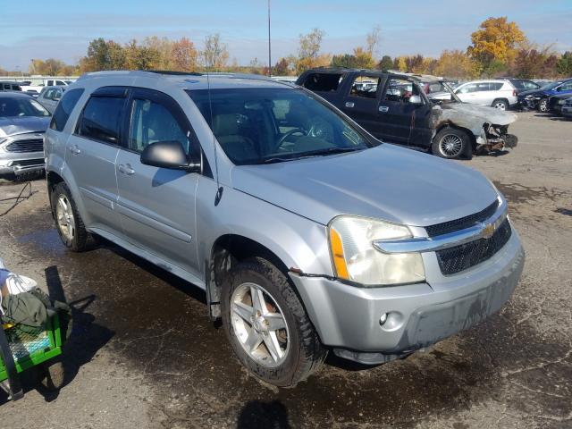 2005 Chevrolet Equinox LT for sale in Woodhaven, MI