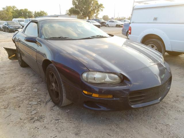 Chevrolet Camaro salvage cars for sale: 1999 Chevrolet Camaro