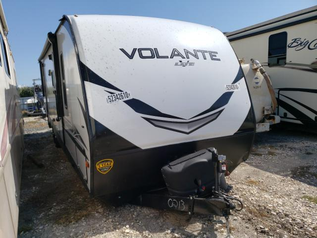 Crossroads Volante salvage cars for sale: 2021 Crossroads Volante