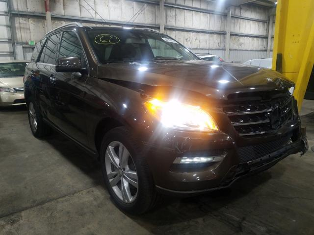 2013 MERCEDES-BENZ ML 350 4MA 4JGDA5HB9DA257493
