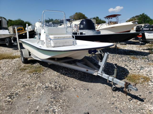 Salvage 2010 Sptc BOAT for sale