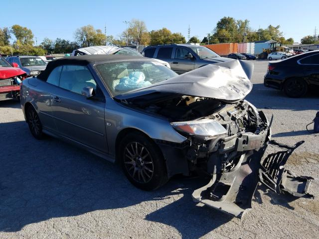 Saab salvage cars for sale: 2008 Saab 9-3 2.0T