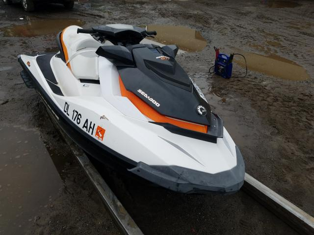 Seadoo GTI 130 salvage cars for sale: 2012 Seadoo GTI 130