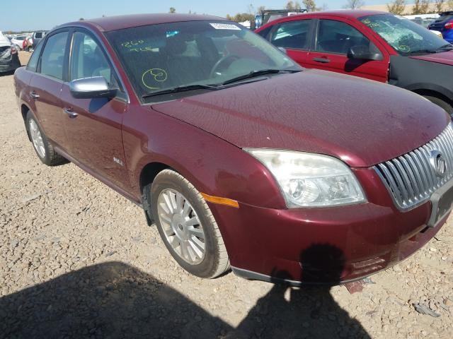 Salvage cars for sale from Copart Bridgeton, MO: 2008 Mercury Sable Luxury