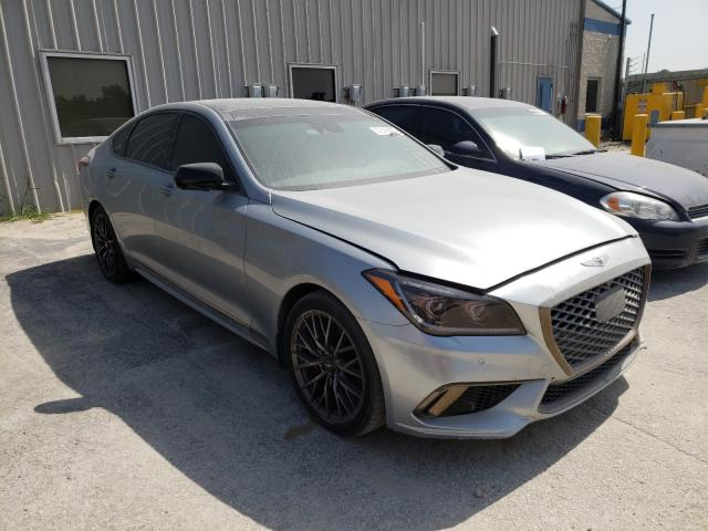2018 Genesis G80 Sport for sale in Houston, TX