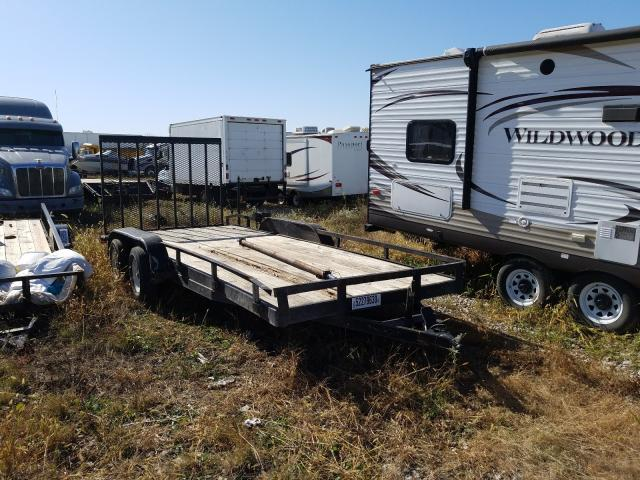 Cargo Trailer salvage cars for sale: 2011 Cargo Trailer