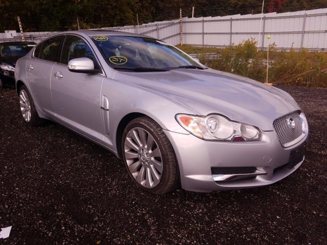 Salvage cars for sale from Copart London, ON: 2009 Jaguar XF Premium