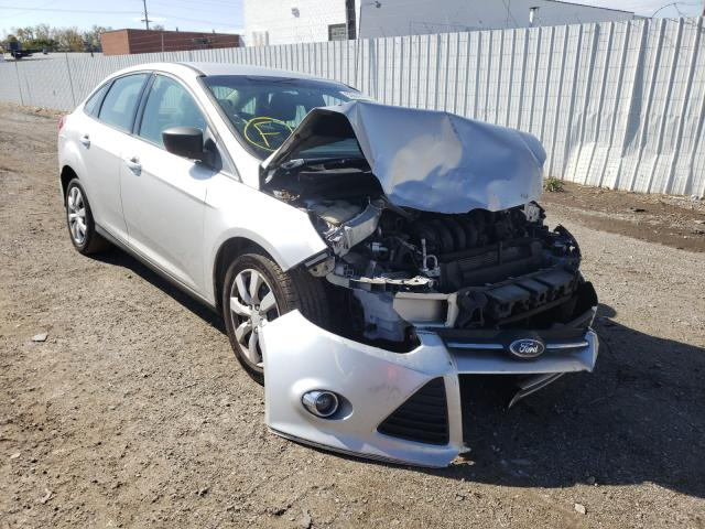 Salvage cars for sale from Copart Hammond, IN: 2012 Ford Focus SE