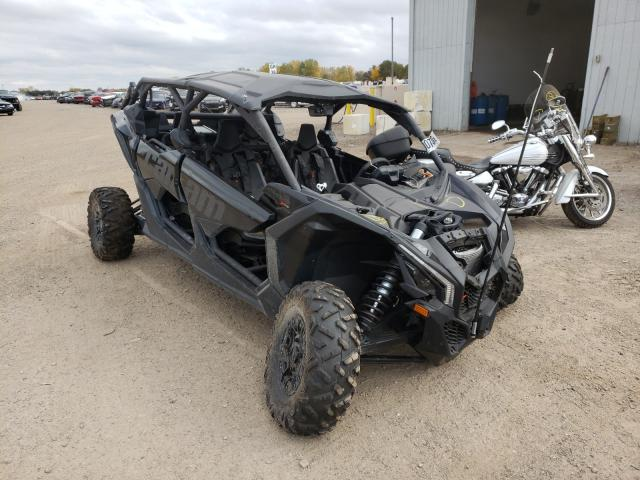 Salvage cars for sale from Copart Davison, MI: 2020 Can-Am Maverick X