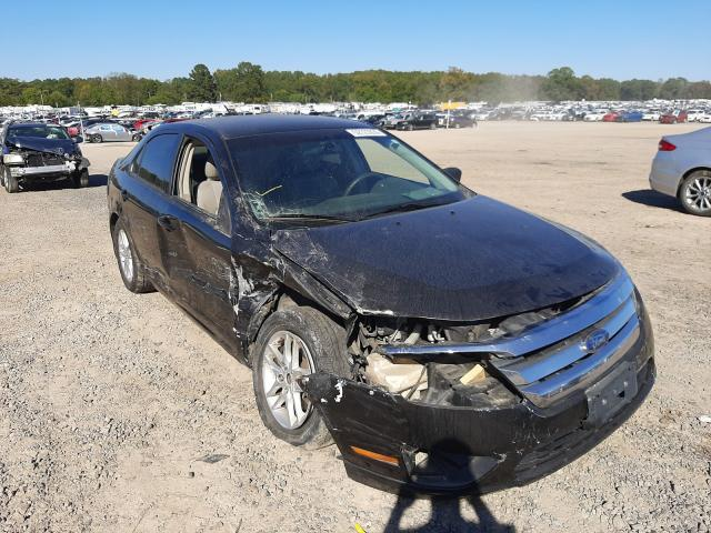 Salvage cars for sale from Copart Conway, AR: 2010 Ford Fusion S