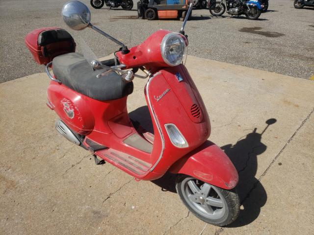Vespa salvage cars for sale: 2007 Vespa LX150