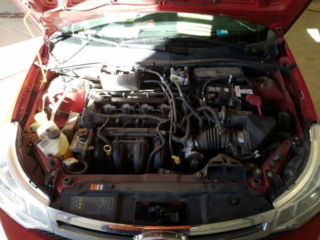 1FAHP3FN0AW263306 2010 Ford Focus Se 2.0L