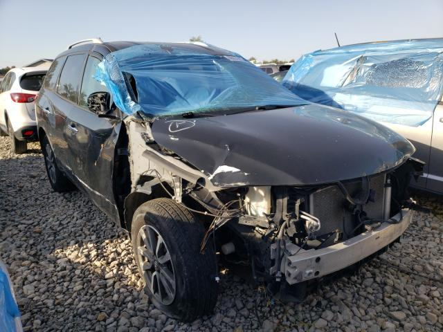 Salvage cars for sale from Copart Sikeston, MO: 2013 Nissan Pathfinder