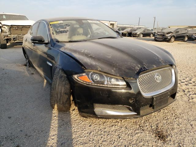 Jaguar XF salvage cars for sale: 2012 Jaguar XF