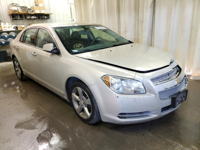 Salvage cars for sale from Copart Avon, MN: 2011 Chevrolet Malibu 1LT
