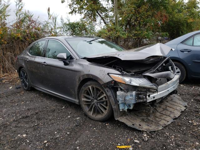 Salvage cars for sale from Copart Baltimore, MD: 2018 Toyota Camry XSE