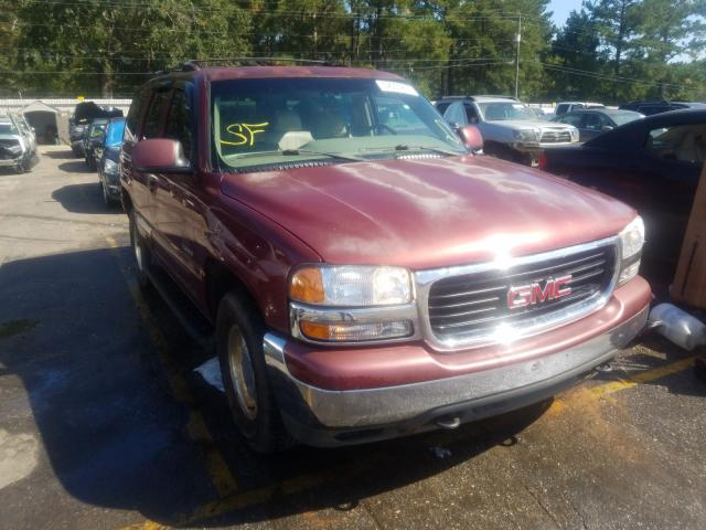Salvage cars for sale from Copart Eight Mile, AL: 2002 GMC Yukon