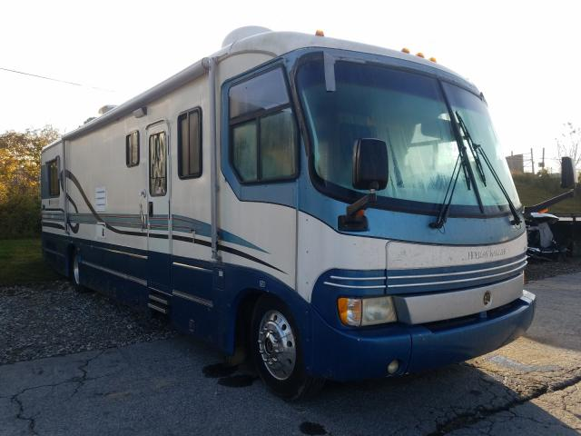 Spartan Motors Motorhome salvage cars for sale: 1995 Spartan Motors Motorhome